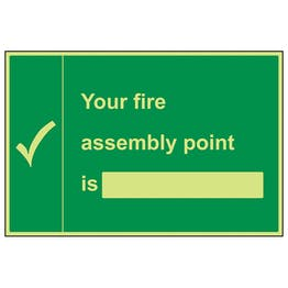 GITD Your Fire Assembly Point Is