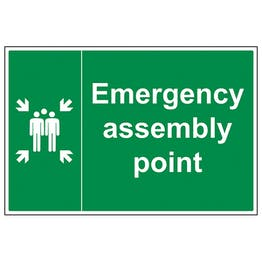 Emergency Point with Family - Large Landscape