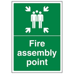 Fire Assembly Point - A4