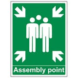 Assembly Point With Family
