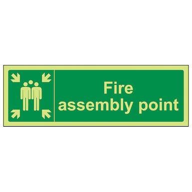 GITD Fire Assembly Point - Landscape