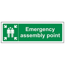 Emergency Assembly Point - Landscape