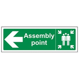 Assembly Point Arrow Left