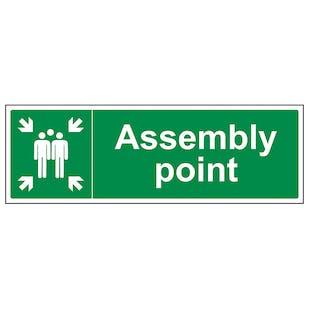 Assembly Point - Landscape