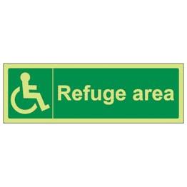 GITD Refuge Area