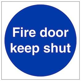 Eco-Friendly Fire Door Keep Shut