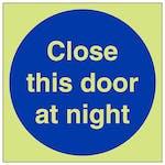 GITD Close This Door At Night