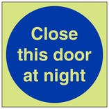 GITD Close This Door At Night