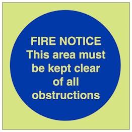 GITD Fire Notice