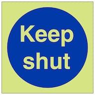 GITD Keep Shut