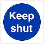 Eco-Friendly Keep Shut