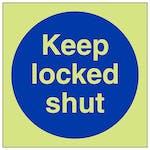 GITD Keep Locked Shut