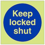 GITD Keep Locked Shut