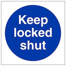 Eco-Friendly Keep Locked Shut