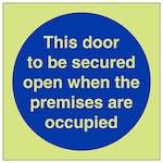 GITD Secure Door