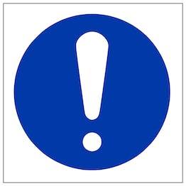 Exclamation Mark Symbol
