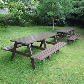 Large Standard Picnic Table