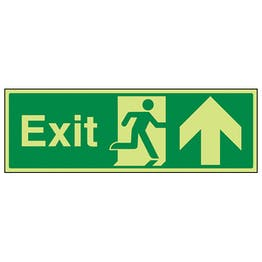 GITD Exit Arrow Up