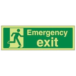 GITD Emergency Exit