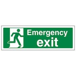 Eco-Friendly Emergency Exit - Landscape