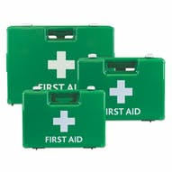 Empty Deluxe First Aid Cases