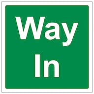 Way In - Square