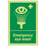 GITD Emergency Eye Wash - Portrait
