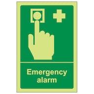 GITD Emergency Alarm - Portrait