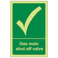 GITD Gas Main Shut Off Valve