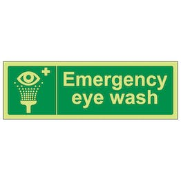 GITD Emergency Eye Wash - Landscape