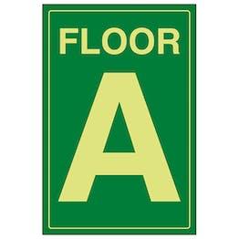 GITD Floor A Green