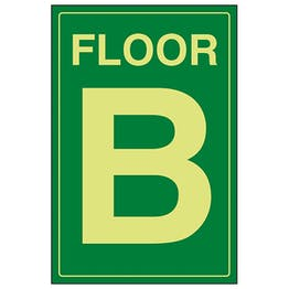 GITD Floor B Green