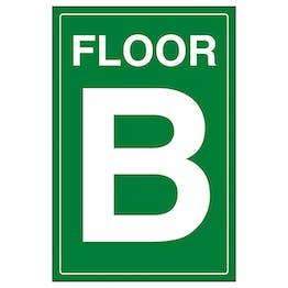 Floor B Green