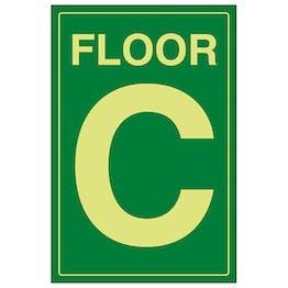 GITD Floor C Green