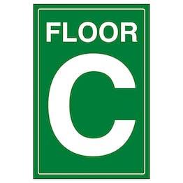 Floor C Green