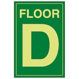 GITD Floor D Green