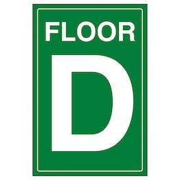 Floor D Green