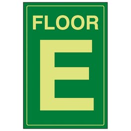 GITD Floor E Green