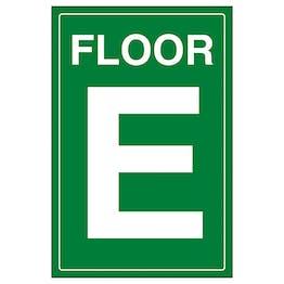 Floor E Green