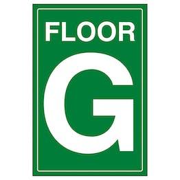 Floor G Green