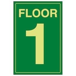 GITD Floor 1 Green