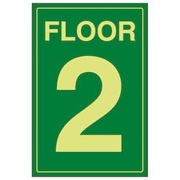 GITD Floor 2 Green