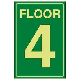 GITD Floor 4 Green