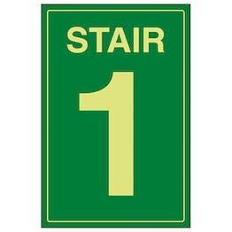GITD Stair 1 Green