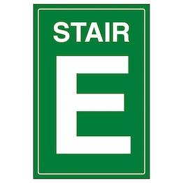 Stair E Green
