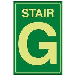 GITD Stair G Green