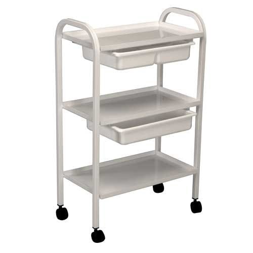 3 Tier Medical Trolleys