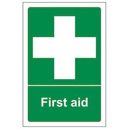 Eco-Friendly First Aid - Portrait