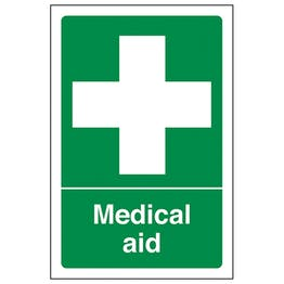 Medical Aid - Portrait