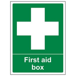 Eco-Friendly First Aid Box - Portrait